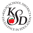Kelso School District logo